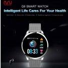 Q9MS Multi-dial Heart Rate Blood Pressure Fitness Tracker Smart Bracelet