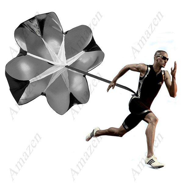 Sports Running Parachute Resistance Speed Trainer Resistance Umbrella