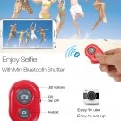 Universal Wireless Bluetooth Remote Selfie Shutter for iOS Android Phone