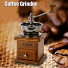 Retro Wood Design Manual Coffee Bean Grinder (DIY)
