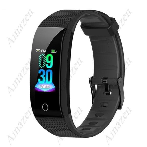 Smart Bracelet Sports Fitness Tracker 24 HrHeart Rate Monitor with Women Psychological reminders