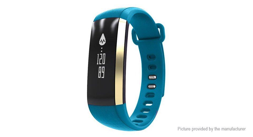 XM2-SPro Intelligent Bracelet Health Tracker Heart Rate/Blood Pressure/Oxygen Monitor/Fatigue -Blue