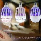 15W LED Mosquito Killer Light Bulb/Mosquito Lamp - 2 pcs