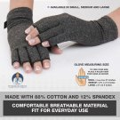 High Elasticity Hand Compression Gloves for Arthritis Available in 3 Sizes!