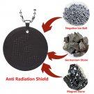 Quantum Scalar Energy EMF Protection Pendant Germanium Stones Negative Ions -2000cc to 3000cc