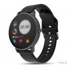 """2020 PW8 1.3"""" IPS Personal Life Assistant Smart Watch Heart Monitor Blood Pressure Monitor - Black"""