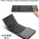 2.4G Wireless Three Color Backlit English Mini Keyboard Touchpad Airmouse for TV Box Smart TV PC