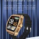 SERVO C1 Body Temperature Tracker Blood Pressure Oxygen Monitor Music Control IP68 Smart Watch