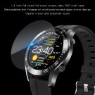 SERVO C2K Fitness Tracker Music Control Smart Watch Blood Pressure Oxygen Monitor Curved Glass IP68