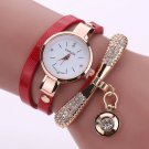 New Arrival! Women Fashion Bracelet Watch Ladies Dress Watch Vintage Quartz Clock