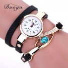 New Arrival! Fashion Bracelet Watch Gemstone Dress Watch Gold Bracelet Quartz