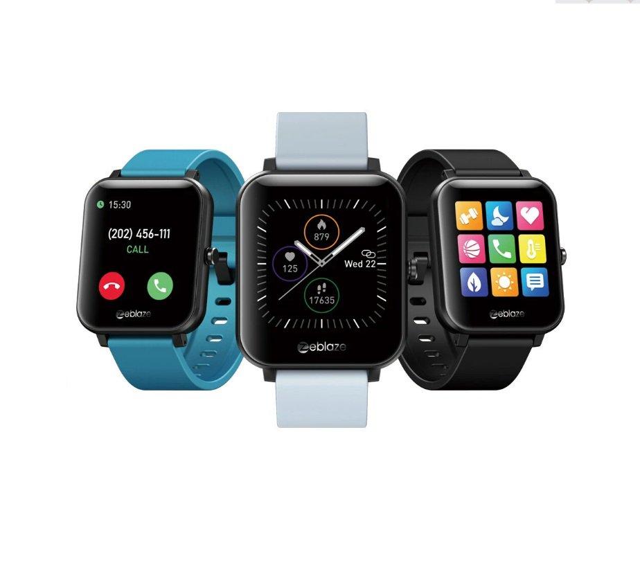 GTS Zeblaze Smart Bracelet Bluetooth Call Heart Rate Blood Pressure Oxygen Monitor IP67