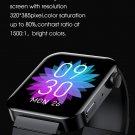 M1 Bluetooth Call ECG Heart Rate Blood Pressure Oxygen Monitor IP 68 Smart Watch