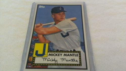 2012 TOPPS HERITAGE MICKEY MANTLE BASEBALL CARD-BALT. NAT.CONVENTION.+FREE BONUS