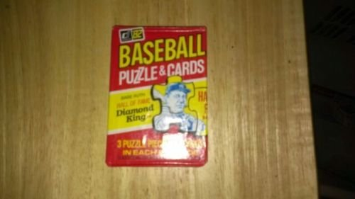 1982 DONRUSS BASEBALL CARDS SEALED PACK-QTY.2-POSSIBLE MINT ROOKIE CAL RIPKEN JR