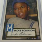 2012 TOPPS HERITAGE JACKIE ROBINSON BASEBALL CARD-BALTIMORE NATIONAL CONVENTION.