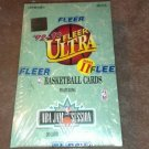 1992-93 FLEER ULTRA BASKETBALL SER.2 BOX 36 PACKS-POS,SHAQ ROOKIE,JORDAN INSERTS
