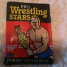 1985 TOPPS WWF WRESTLING  PACKS QUANTITY 2-POSSIBLE HULK HOGAN