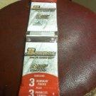 2012 BOWMAN FOOTBALL CARD RETAIL FAT PACK-9 ROOKIES-POSS.AUTOS-RELICS-LUCK-RG111