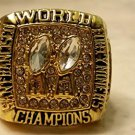 1984 HIGH QUALITY SAN FRANCISCO 49ERS CHAMPIONSHIP RING