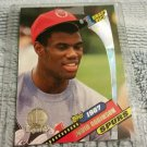 1992-93 TOPPS-ARCHIVES BASKETBALL DAVID ROBINSON ROOKIE DRAFT GOLD CARD+1 REG.1