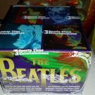THE BEATLES RARE 36 PACK BOX-1996--POSS.INSERTS GOLD RECORD SERIES-MEMORABILIA