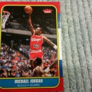 2009 UD.LEGACY GOLD RARE HALL OF FAME ED.86-87 FLEER.MICHAEL JORDAN ROOKIE CARD