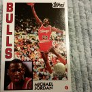 1992-93 TOPPS ARCHIVES BASKETBALL ROOKIE RARE GOLD MICHAEL JORDAN 86-87 FLEER