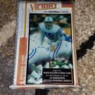 2000 UPPER DECK VICTORY FOOTBALL CARD HOBBY PACK+FREE TOM BRADY GRADED 10 ROOKIE