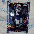 2014 Topps Chrome Tom Brady XFRACTOR Refractor Football Card+FREE BRADY ROOKIE$$