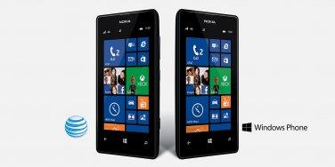 Nokia Lumia 520 - 8GB - Black (AT&T) Smartphone