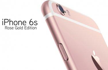 Brand New Apple Iphone 6s 16GB (Unlocked) - Rose Gold