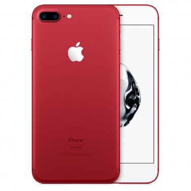 Apple iPhone 7 PLUS 128GB (PRODUCT) RED-Special Edition-USA Model-WARRANTY- NEW