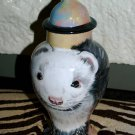 Custom X SMALL Pet urn ferret cremation BIRD KITTEN ash