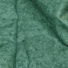 P. Kaufmann COTTON fabric 1 3/4 yds Green speckle rare