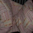 Shabby CHIC style cotton BABY Comforter and pilow set