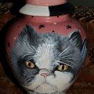 Custom Pet urn for ashes Cat cremation urn Med memorial