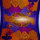 ORIGINAL Bill Graham 1967 Donovan H.P Lovecraft poster Fillmore Mother Earth