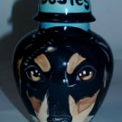 Custom SMALL Pet urn for chihuahua dachshund ashes ash cremation jar memorial