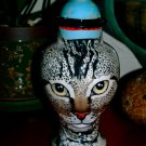 Custom SMALL Pet urn for CAT ashes PETS Cats ALL breeds TABBY kitty cat UNIQUE