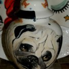 Custom ANY BREED Pet DOG urn cremation pug breeds any breed pugs hand painted