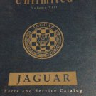 Jaguar Parts & Service Catalog XKs Unlimited Volume VIII Models From 1948 GREAT