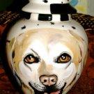 Custom ANY BREED Pet DOG urn cremation Golden Retriever