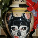 Custom memorial Pet DOG cremation urn CHIHUAHUA Medium/Large Any type of pets