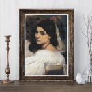 Pavonia Cross Stitch Chart by Lord Frederic Leighton (MINI)