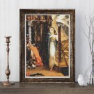 The Property Room Cross Stitch Chart by Arthur Hughes