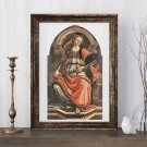 Fortitude Cross Stitch Kit by Sandro Botticelli