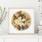 Flower Cross Stitch Chart by Charles Demuth