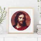 Christ at 33 Cross Stitch Kit by Heinrich Hofmann