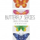 Butterfly Series Cross Stitch Chart